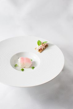 sorrel soup | confit cod | radish salad | brown bread | steffen.sinzinger I photography