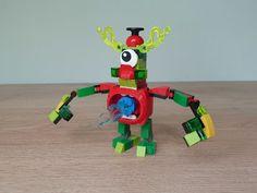 Totobricks: LEGO MIXELS SPLASHO GLOMP MIX or MURP? Instructions Lego 41563 Lego 41518 http://www.totobricks.com/2016/07/lego-mixels-splasho-glomp-mix-or-murp.html