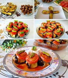 İslim Kebab - Delicious Recipes - # 2557807 - My Website 2020 Turkish Recipes, Ethnic Recipes, Bruschetta, Meat Recipes, Feel Good, Yogurt, Bbq, Food And Drink, Vegetables
