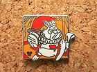 White Rabbit Disney Pin - Hidden Mickey Completer Pin - Comics Collection #EasyNip