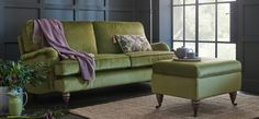 Our Florence 2 seater sofa comes in a beautiful, classic design with a wide range of linen-look colours or super soft velvet. Handcrafted in our UK workshops, our Florence sofa is guaranteed to add a touch of luxury to your home! Sofa Workshop, Neutral Sofa, Dining Room Curtains, Beautiful Sofas, Three Seater Sofa, Upholstered Sofa, Sofa Bed, Small Sofa, Velvet Sofa