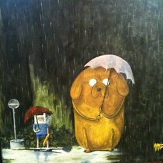 Adventure Time (Totoro) -  I lost 23 POUNDS here! http://www.facebook.com/events/163842343745817/ #products #fitness