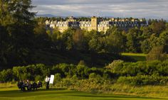 My dad took me to perthshire, scotland for my 10th birthday and Gleneagles was where we stayed. Its one of the most amazing places in the world!