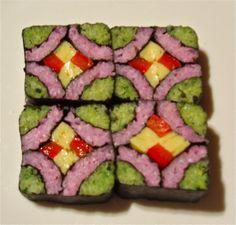 サイケデリック四海巻きの画像 | たまちゃんのにっこり寿司
