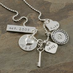 Mixed Family Necklace.