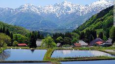 白馬村(長野県白馬村) Hakuba-mura(Hakuba, Nagano Prefecture)