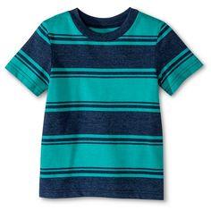 Toddler Boys Multi Stripe Tee 5T