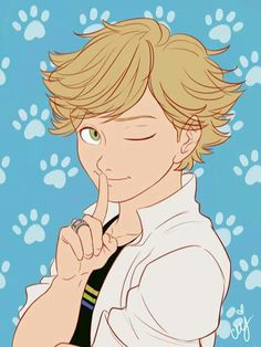Adrien by Ceejles