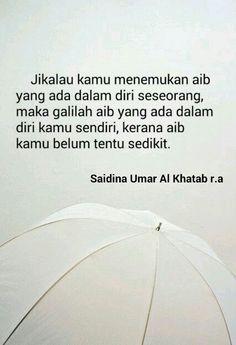 Hikmah Khalifah Umar al khattab