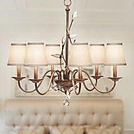 Chandeliers Traditional/Classic Living Room/Bedroom/Dining Room Metal Save up to 80% Off at Light in the Box using Coupon and Promo Codes.