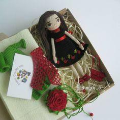 From Ukraine to Canada with love... Збираю в дорогу Соломію. Дівчинка полетить в Канаду, в дім, де вже живе одна з моїх лялечок. Мені як майстру надзвичайно приємно, коли клієнти стають постійними. Щиро дякую їм за любов, довіру і натхнення! #doll #crochetdoll #amigurumi #amigurumidoll #cottondoll #artdoll #dollskill #dollstagram #instadoll #interiordesign #brunette #etno #greenery #madewithlove #madeinukraine #canada #вязаниекрючком #амигуруми #кукла #кукларучнойработы #авторскаякукла…