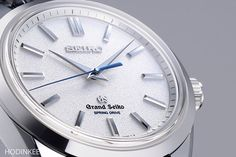 Introducing: The Grand Seiko Spring Drive 8 Day Power Reserve, A Rare Example Of Japanese Haute Horology From The Famed Micro Artist Studio