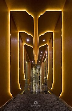 264 best hotel lift lobby images hotel hallway elevator for Design hotel le cinema