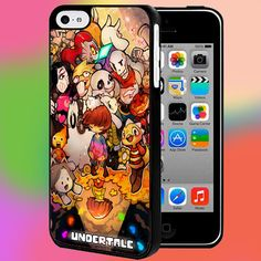 UNDERTALE FOR IPHONE AND SAMSUNG GALAXY CASE #PnY