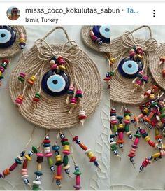 Doilies Crafts, Burlap Crafts, Paper Crafts, Diy Crafts For Gifts, Diy Home Crafts, Gifts For Kids, Creative Wall Decor, Diy Wall Decor, Crochet Eyes