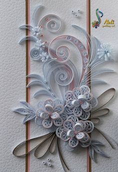 neli quilling art some fabulous quilled cards Note: there is a drop-down box to translate site into your language.