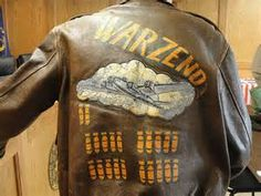 Ray's WWII Bomber Jacket | Flickr - Photo Sharing!