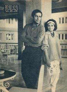 Shashi back in the day.