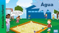 Educação Infantil - Nível 5 (crianças entre 8 a 10 anos): Água