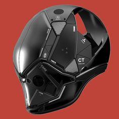 ArtStation - Helmet , Fuad Quaderi