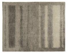 FR rug idea - Linda  Ombre Rugs - Wool Rugs - Room & Board