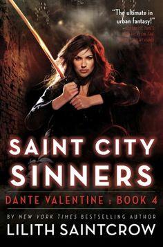 Saint City Sinners (Dante Valentine Series #4)