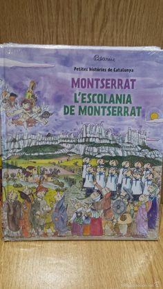 MONTSERRAT / L'ESCOLANIA DE MONTSERRAT - DE PILARIN BAYÉS / PRECINTADO.