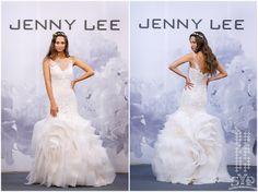 @Jenny Lee | #JennyLee Fall 2014 collection. #bridal #bridalgown #weddingdress #weddinggown #bride #wedding #JennyLeeBridal #NYBridalMarket