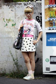 Spank! fairy kei style outfit  #spank! #japanese #fairykei