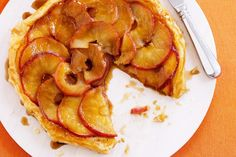 It's time to turn the tables - this upside-down cake will send you topsy turvy.