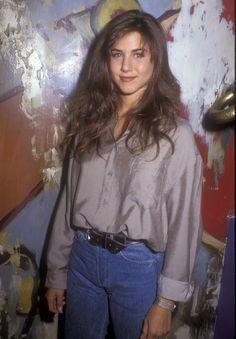 Jennifer Aniston, 1990