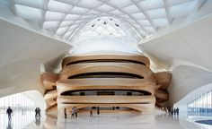 MAD reveal the sweeping Harbin Opera House | Wallpaper* Magazine | Wallpaper* Magazine