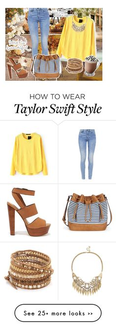 """""""♥"""" by antonelamarc on Polyvore featuring G-Star, Steve Madden, Sole Society and Chan Luu"""