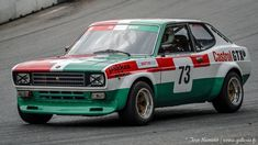 Fiat 128 Coupé Race Car Fiat 128, Fiat Cars, Fiat Abarth, Rally, Toyota, Classic Cars, Dope Music, Racing, Vehicles