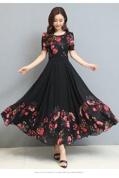 Lily James, Aliexpress, Ideias Fashion, Chiffon, Korean, Gowns, Outfits, Clothes, Dresses