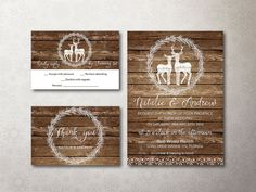 Hey, I found this really awesome Etsy listing at https://www.etsy.com/listing/253564587/rustic-wedding-invitation-printable-fall