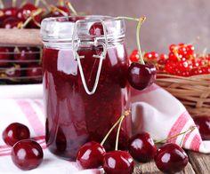 Marmelade de cerise