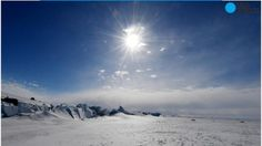 Temperatures reached above 60 degrees in one part of Antarctica.