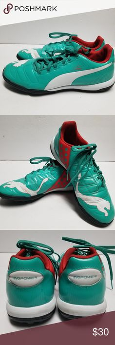 Puma EVO Power 3 Evo Power Turf Trainers Seldom worn In great Condition Puma Shoes Athletic Shoes