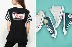 Design An All Vans Outfit And We'll Tell You A Shoe Brand To Try