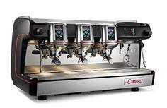 """Máquina de café """"La Cimbali""""."""