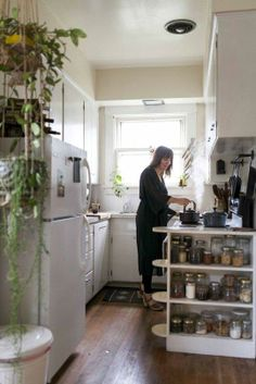 Where I Cook: Stylist Anne Parker