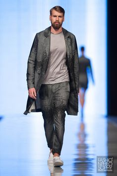 WOJTEK HARATYK, Designer Avenue, 9 FashionPhilosophy Fashion Week Poland, fot. Łukasz Szeląg #wojtekharatyk #haratyk #fashionweek #lodz #fashionweekpoland #fashionphilosophy