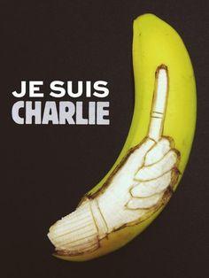Wonderful Banana art : funny carvings performed on banana skin