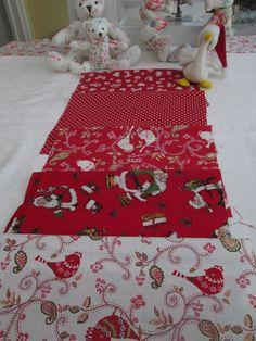 BN Brilliant Bundle of 5 Moda , Cath Kidston Etc Christmas Designs