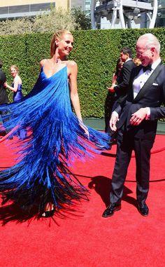 Heidi Klum from 2014 Creative Arts Emmys | E! Online