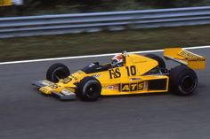 #10 Michael Bleekemolen (Ned) - ATS HS1 (Ford Cosworth V8) non qualified ATS Racing Team