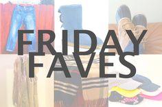 Friday Faves: Favorite Fall Wardrobe Item