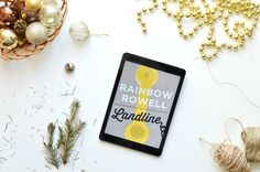LANDLINE - RAINBOW ROWELL Book review