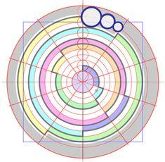 transcendental holy geometry | Barbury Castle 2008 Pi crop circle remained uninterpreted until 2011 ...